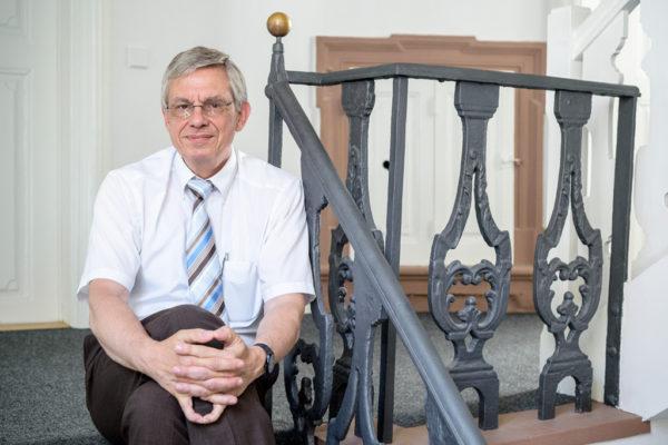 Interview mit Ulrich Jonas